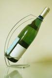 Frasco de vinho Fotografia de Stock Royalty Free
