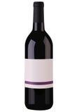 Frasco de vinho ilustração royalty free