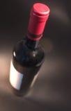 Frasco do bom vinho italiano fotografia de stock royalty free