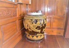 Frasco do dragão Fotos de Stock Royalty Free