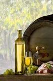 Frasco do vinho Fotografia de Stock Royalty Free