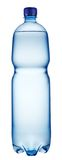 Frasco plástico da água foto de stock royalty free