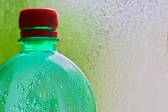 Frasco verde foto de stock
