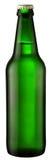 Frasco verde Imagem de Stock