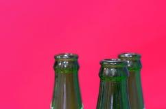 frascos Fotografia de Stock