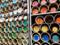 frascos Imagens de Stock