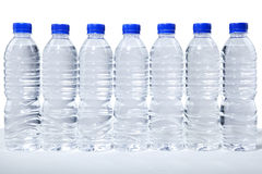 Frascos da água Imagens de Stock Royalty Free