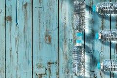 Frascos da água mineral Imagem de Stock Royalty Free