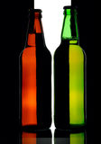 Frascos da cerveja Imagem de Stock Royalty Free