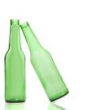 Frascos de cerveja imagens de stock royalty free