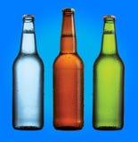 Frascos de cerveja Fotos de Stock