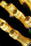 Frascos de Champagne Foto de Stock Royalty Free