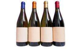 Frascos de vinho Imagens de Stock Royalty Free