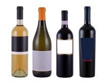 Frascos de vinho foto de stock royalty free