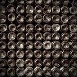 Frascos de vinho velhos Fotos de Stock Royalty Free