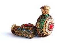 Frascos del perfume foto de archivo libre de regalías