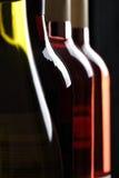 Frascos do vinho imagem de stock