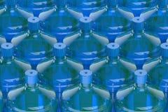 Frascos grandes da água Fotografia de Stock Royalty Free