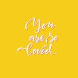 Frase escrita à mão da motivação Imagem de Stock Royalty Free