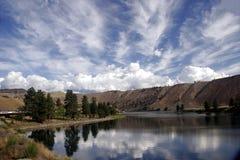 fraser возглавляет запад реки альпиниста утесистый Стоковые Изображения RF