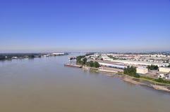 Fraser flod Arkivbild