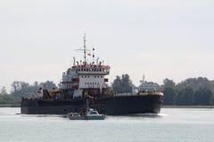 fraser gillnetter βιομηχανικό σκάφος πο Στοκ εικόνες με δικαίωμα ελεύθερης χρήσης
