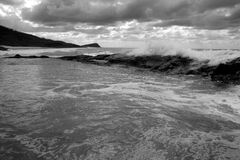 Fraser Insel, UNESCO, Australien Lizenzfreie Stockfotos