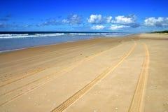 Fraser Island, Australia Royalty Free Stock Photos