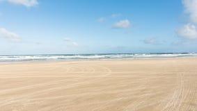 Fraser Island in Queensland, Australië royalty-vrije stock foto