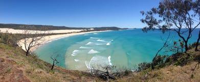 Fraser Island. Shark Spotting At Fraser Island Royalty Free Stock Photo