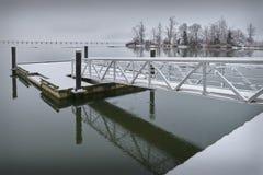 Fraser połowu Rzeczny pławik Zdjęcie Royalty Free