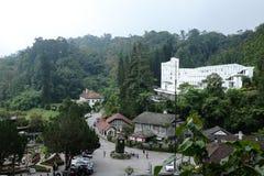 Frasers小山,马来西亚 免版税库存图片
