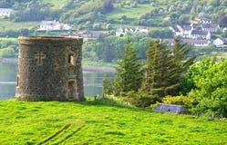 Frasers Uig i głupota Trzymać na dystans na wyspie Skye obrazy stock