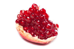 Frash pomegranate Royalty Free Stock Photo