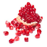 Frash pomegranate Stock Image