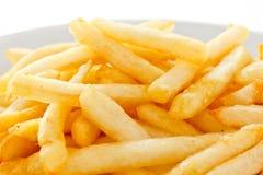 Frasig pommes frites Royaltyfria Foton