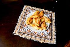 Frasiga kakor för te Fotografering för Bildbyråer