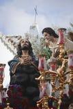 Fratellanza della preghiera nel giardino delle olive fotografia stock libera da diritti