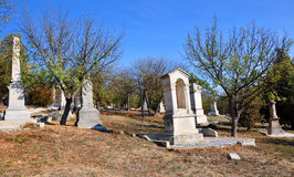 Free Fraternal Cemetery During The Crimean War 1853-1856 Stock Photos - 33205163