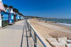 Fraters Cliff Beach Dorset Royalty-vrije Stock Afbeeldingen