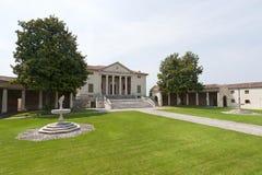 Fratta Polesine (Italy) - Villa Badoer Stock Images