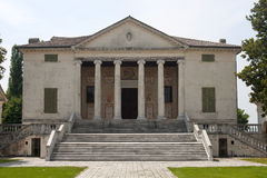 Fratta Polesine (Vénétie, Italie) - villa Badoer image libre de droits