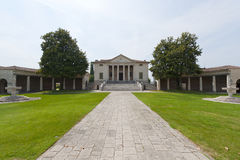 Fratta Polesine (Veneto, Italy) - Villa Badoer Royalty Free Stock Photo