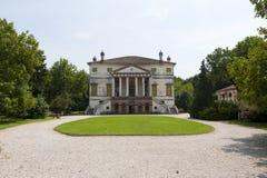 Fratta Polesine  - Villa Molin Royalty Free Stock Image