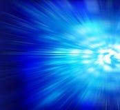 Frattalo blu Fotografie Stock Libere da Diritti