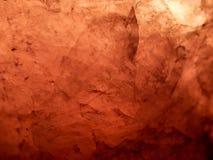 Fraturas e Rutile em Rose Quartz Stone foto de stock royalty free
