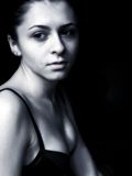 Frau 2 Stockfoto