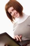 Frau lizenzfreie stockfotos