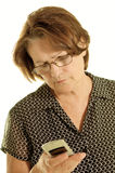 Frau Lizenzfreie Stockbilder