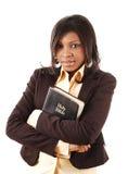 Frau des Glaubens Stockbild